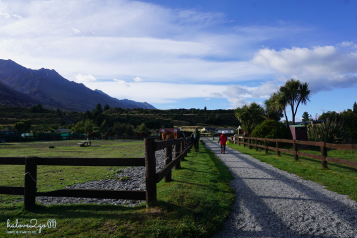 Horse riding in Glennorchy