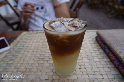 Caipirinha with coffee