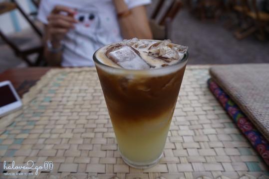 Caipirinha with coffee