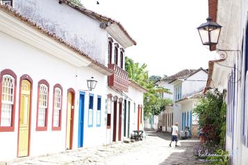 Paraty town