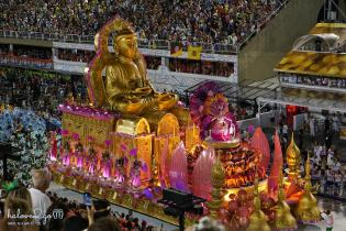 School 1: The samba empire on the road to China