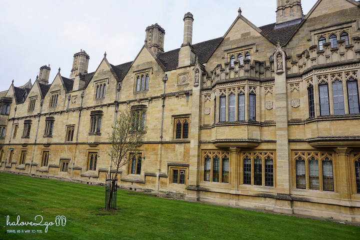 Magdalen College of Oxford University