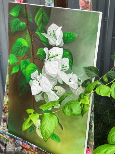 Acrylic on canvas - 40x60cm