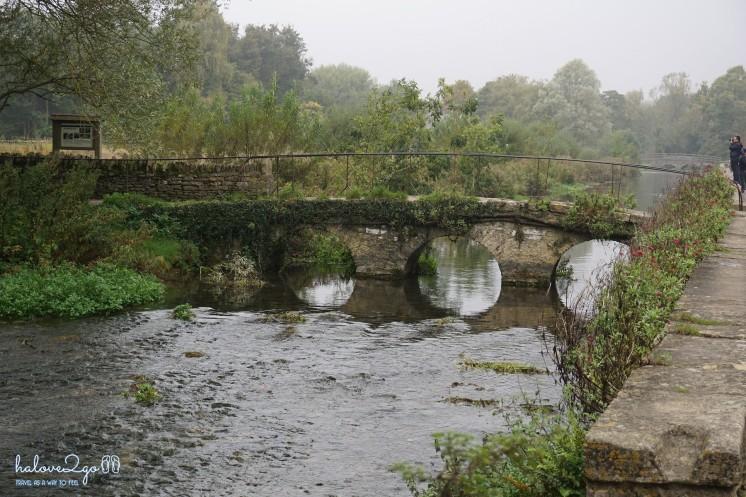 Bibury village