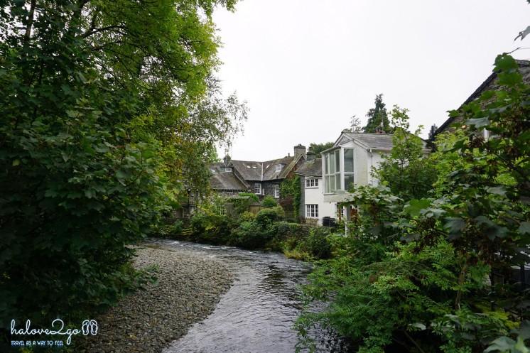 A stream in Grasmere