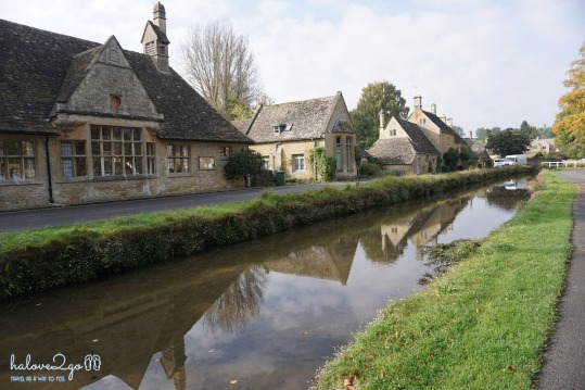 Lower Slaughter village