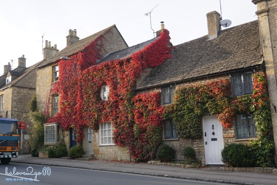 Stow-on-the-wold village