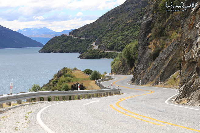 Way to Queenstown