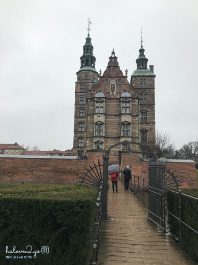 Entrance of Rosenborg Castle