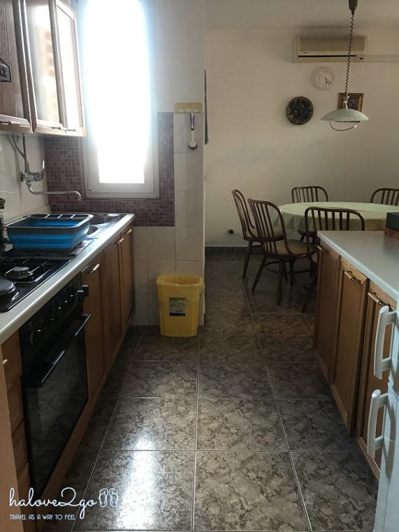 Bếp ở Rovinj