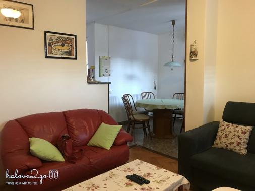 Phòng khách ở Rovinj